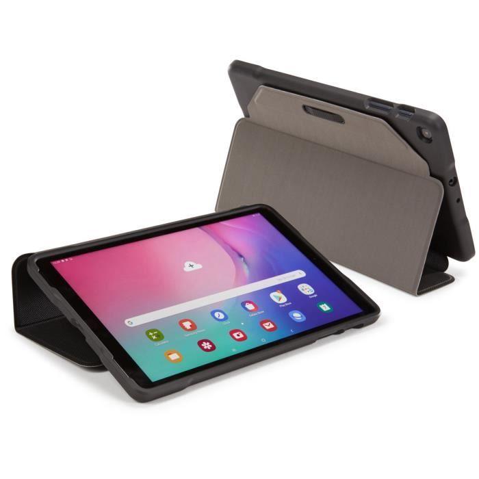 Case Logic - Etui Snapview pour tablette Galaxy Tab A 10.1'' - Noir
