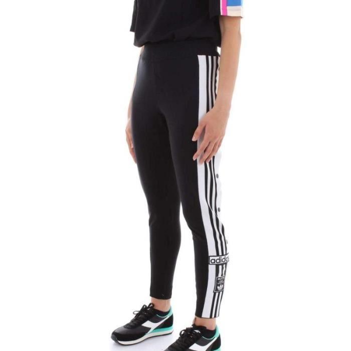 Pantalon de survêtement Noir Femme Adidas ADIBREAK TP