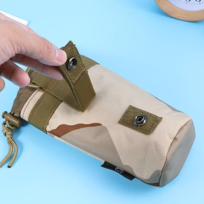 1pcs pochette de rangement pratique légère de bouteille d'eau pour voyage randonnée en plein FILET POUSSETTE - PANIER POUSSETTE