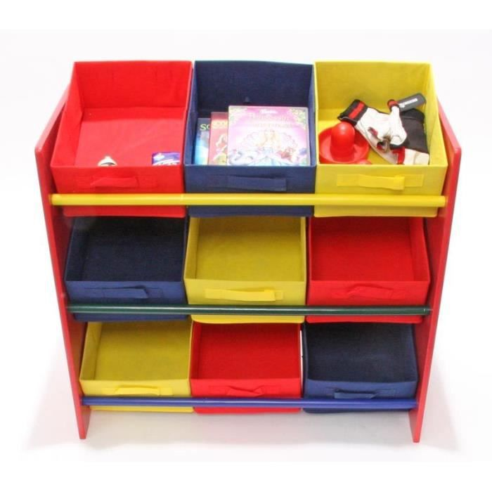 tag re meuble de rangement enfant bacs achat vente tag re biblioth que 2009975278450. Black Bedroom Furniture Sets. Home Design Ideas