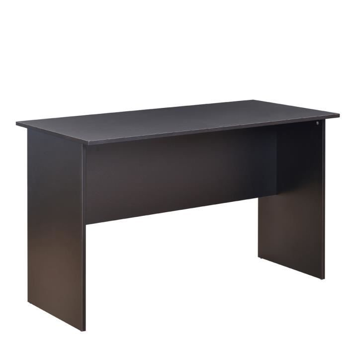 bureau pc ordinateur noir simple fashion achat vente