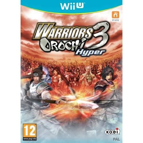 WARRIORS OROCHI 3 : HYPER [IMPORT ANGLAIS] [JE…