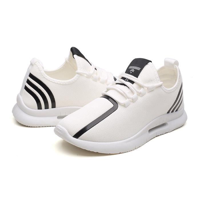 Basket hommes Mode Respirant chaussures homme sport LKG XZ1014