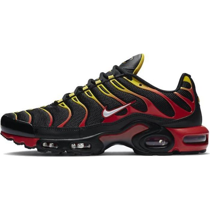 Baskets NIKEs AIRs Max Plus TN Homme Rouge Rouge - Cdiscount ...