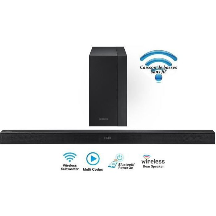 BARRE DE SON SAMSUNG HW-K450 Barre de son - Bluetooth - Surroun
