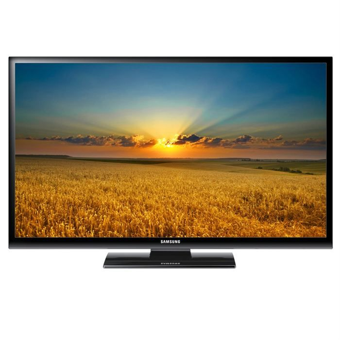samsung ps43e450 tv plasma t l viseur plasma avis et. Black Bedroom Furniture Sets. Home Design Ideas
