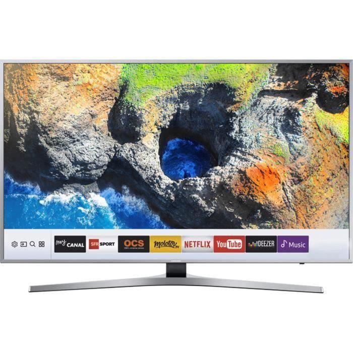 Téléviseur LED SAMSUNG UE55KU6450 TV LED UHD 138cm (55'') - Smart