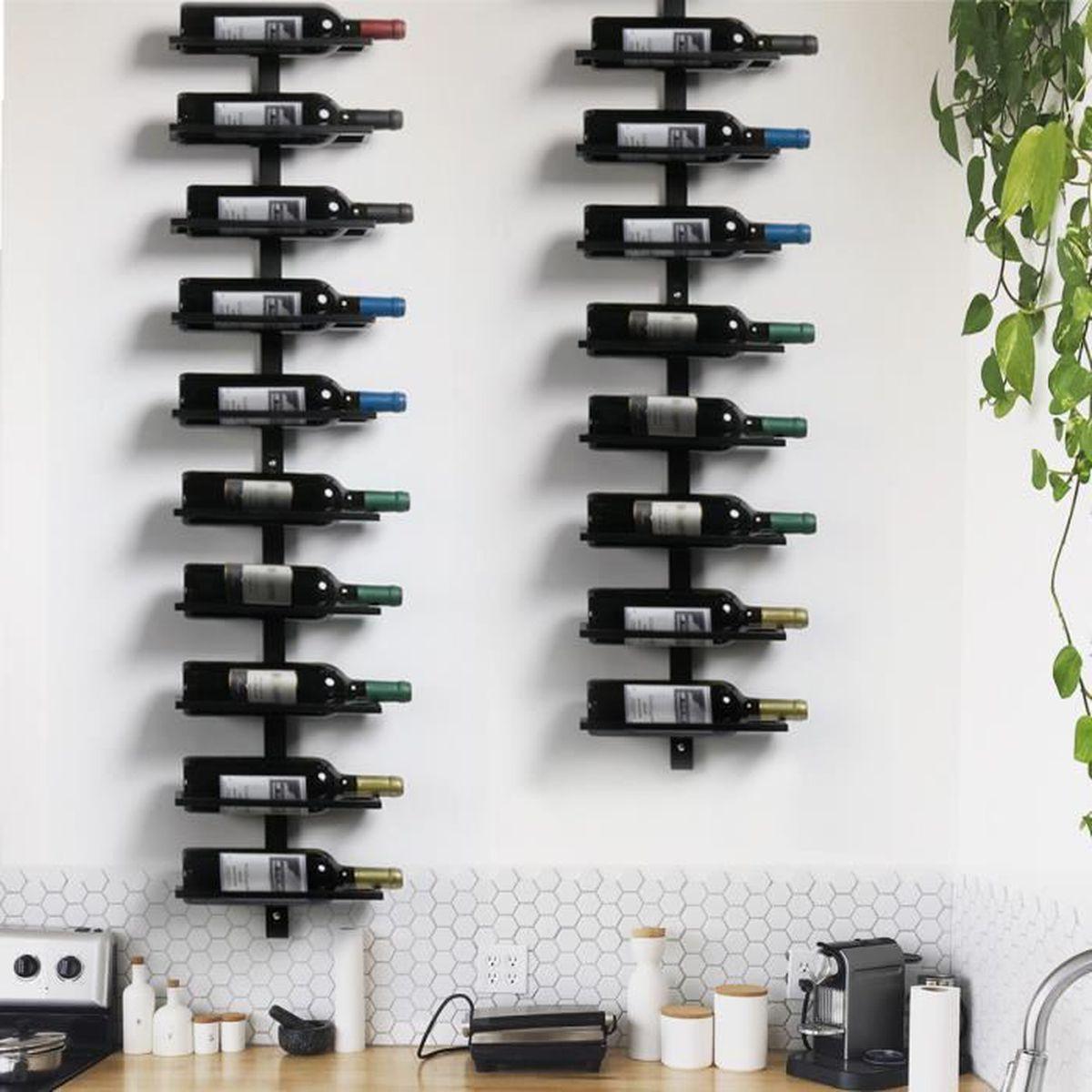 Comment Ranger Son Armoire À Vin etagere a vin