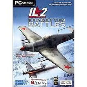 JEU PC IL 2 FORGOTTEN BATTLES