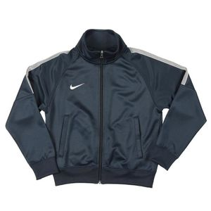 NIKE Blouson Team Club Trainer - Enfant - Obsidienne