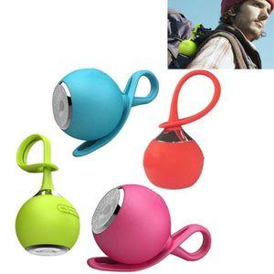 ENCEINTE NOMADE Mini haut-parleur Bluetooth sans fil rechargeable