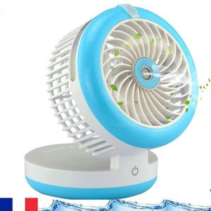 VENTILATEUR  Mini ventilateur  Powerbank  Humidificateur puiss