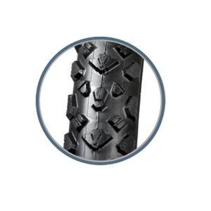 2 pneus de v/élo VTT 24 pouces 50-507 P4B Pour VTT Tr/ès bonne adh/érence dans toutes les situations 24 x 1,95 Manteau de v/élo 24 pouces Haute performance