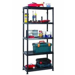 etagere pour garage achat vente etagere pour garage pas cher cdiscount. Black Bedroom Furniture Sets. Home Design Ideas