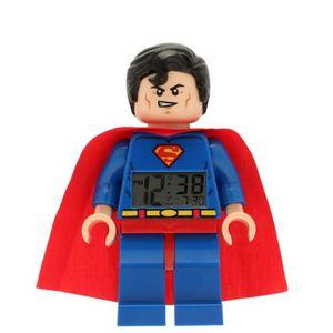 RÉVEIL SANS RADIO LEGO Réveil Superman