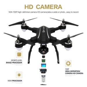 DRONE ss-33-Drone X34C RC Quadcopter GPS 2.4GHz 720P Cam