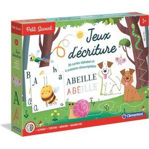JEU D'APPRENTISSAGE CLEMENTONI Petit Savant - Jeux d'écriture - 4 ans
