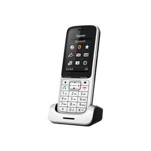 Téléphone fixe Gigaset SL450HX Extension du combiné sans fil inte