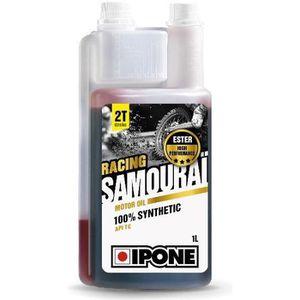 HUILE MOTEUR Huile moteur 2T IPONE Samouraï Racing 1L
