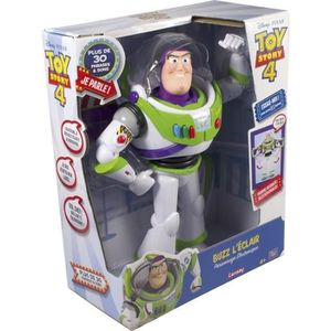 FIGURINE - PERSONNAGE Lansay-TOY STORY 4 Personnage electronique,parlant