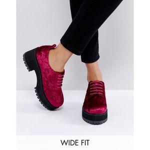 Craze ASOS OMEGA Chaussures épaisses pointure large à