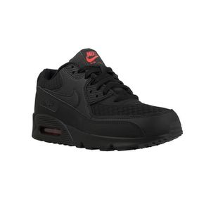 the latest 34477 daaf4 BASKET NIKE Baskets Air Max 90 Essential - Homme - Noir