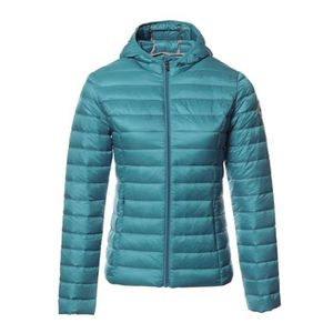 Vestes Lifestyle Femme 109553 Bleu Canard Bleu canard