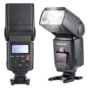FLASH NEEWER Speedlite Flash E-TTL Caméra Haute Vitesse
