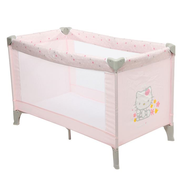 acheter sur internet lit pliant hello kitty pas cher. Black Bedroom Furniture Sets. Home Design Ideas