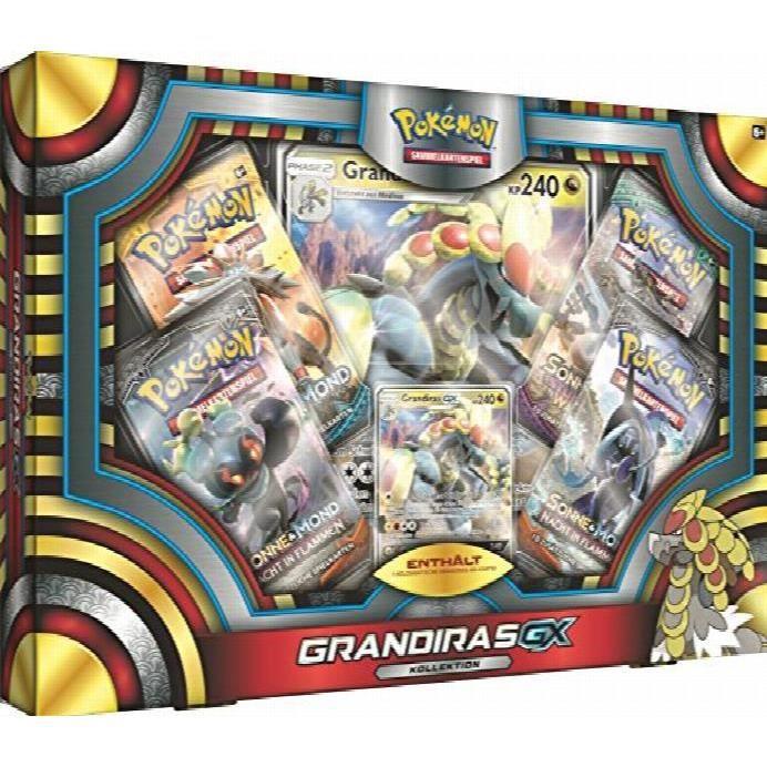 Pokemon Company International Pokemon 25962 Pkm Grandiras-gx Box De IVFBR