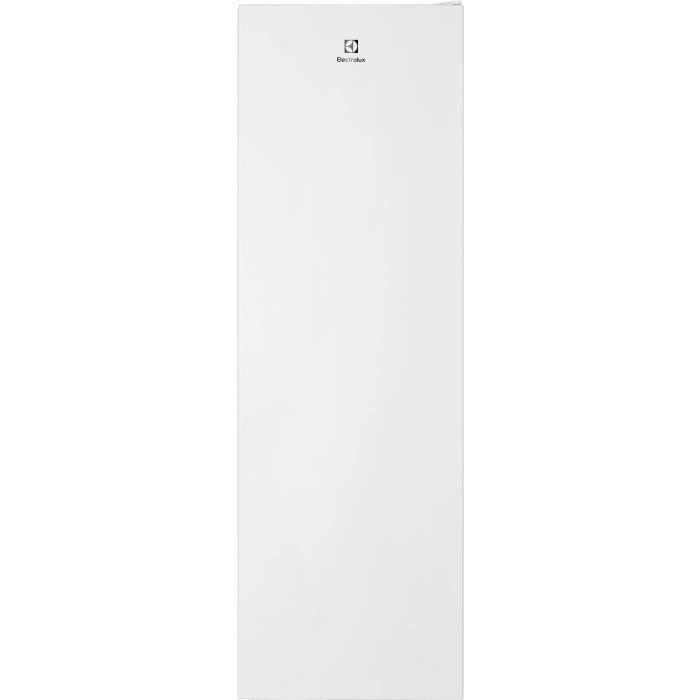 ELECTROLUX LRT5MF38W0 - Réfrigérateur 1 porte - 380L - Froid brassé - L 59,5cm x H 186cm - Blanc