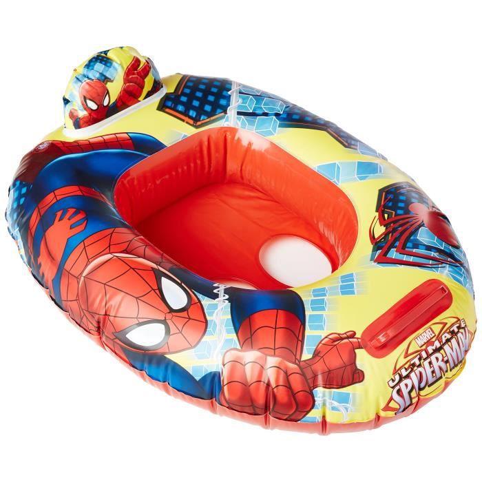 Marvel Enfants Spider-man piscine gonflable junior tour en Float avec siège FD26O