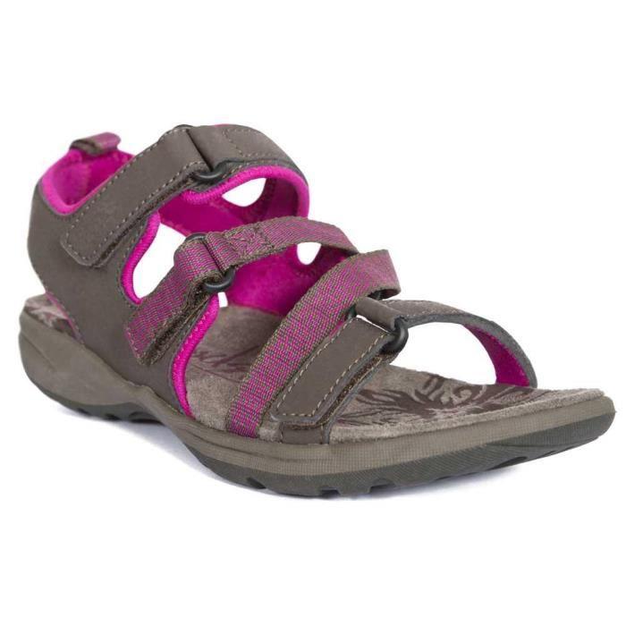 TRESPASS Sandales de randonnée Aerial - Femme - Rose