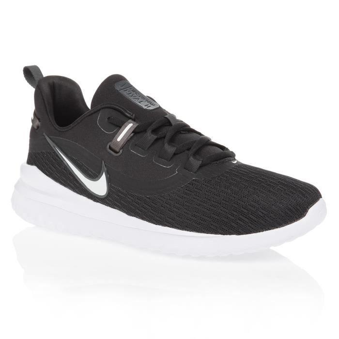 NIKE Chaussures de running Renew Rival 2 - Femme - Noir et Blanc