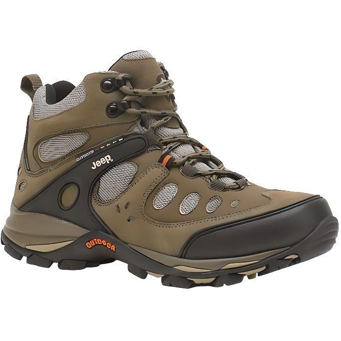Chaussures de randonnée - JEEP : modèle KAZAK - Taille 36