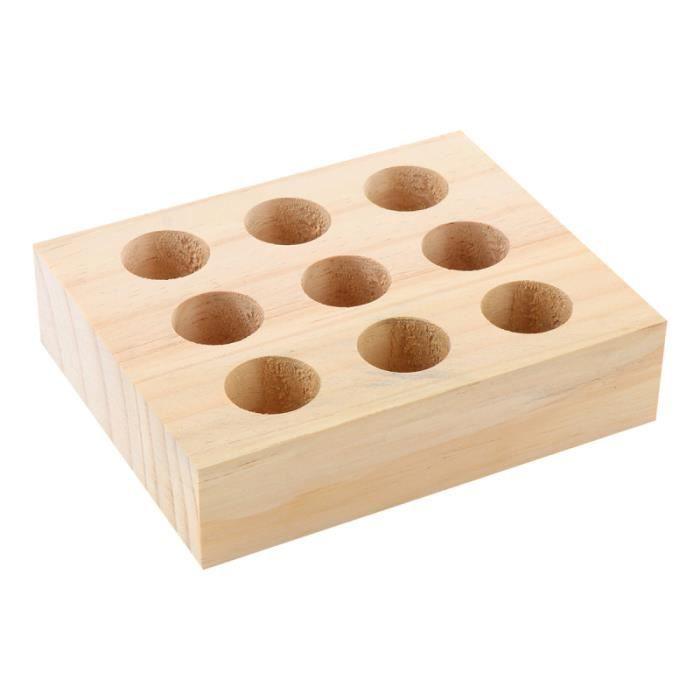 1 Pc Pinning Block Premium Durable Professionnel Fournitures De Laboratoire Haute Qualité Pour BALLE DE TENNIS DE TABLE