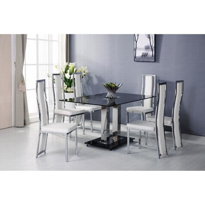 Table a manger ice achat vente table manger table a manger ice cdiscount - Table a manger discount ...