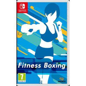 JEU NINTENDO SWITCH Fitness Boxing Jeu Switch