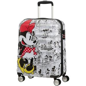 VALISE - BAGAGE Valise cabine AMERICAN TOURISTER DISNEY  MINNIE CO