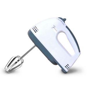 BATTEUR - FOUET Blender Handheld électrique à 5 vitesses Batteur à