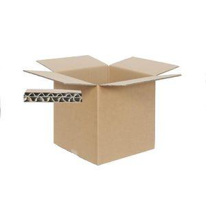 CAISSE DEMENAGEMENT Pack 10 Cartons très solides Spécial Livres ou Vai