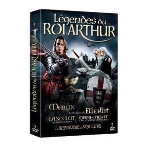 DVD FILM  Legendes du Roi Arthur - 5 DVD