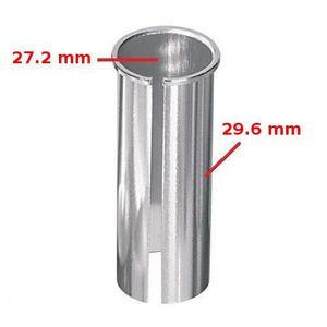 Reducteur Tige de Selle-Cadre 27,2 a 29,8mm Cycle SELECTION P2R