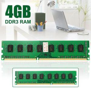 MÉMOIRE RAM BH 4 Go Gb Mémoire Ram Ddr3 Pc3-12800 1600Mhz Dimm