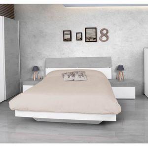 TÊTE DE LIT Tête de lit avec petites tables de nuit albufera 4