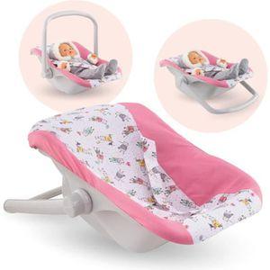 LANDAU - POUSSETTE Siège bébé pour mon grand poupon Corolle aille Uni