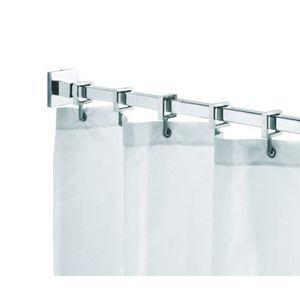 Tringle à rideau en métal//tige 1pc moderne long 16 Support pour s/'adapter diamètre 16 mm pôles