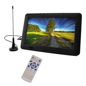 Téléviseur pour véhicule Voiture Téléviseur HD numérique portable 12