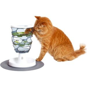KIT JOUET - ACTIVITÉ Aire de jeux labyrinthe à friandise pour chat