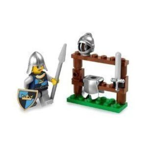 ASSEMBLAGE CONSTRUCTION Jeu D'Assemblage LEGO H18EM Château exclusif Mini
